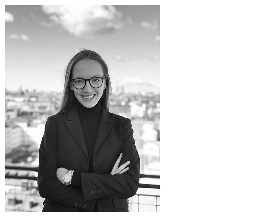 Anna Rapp, VD på Layke Analytics